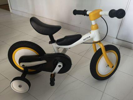 🚚 Xiaomi branded Kids bicycle in mint condition