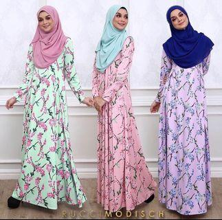 Cherry Blossom Jubah by RUCCIMODISCH ♥️