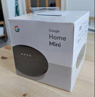 🚚 Brand new Google Home Mini