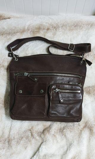 Fossil authentic sling bag