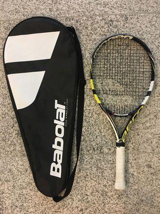 "Babolat AeroPro Drive Junior Tennis Racquet 25"" kids sport"