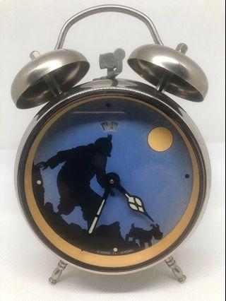 Vintage Clock Tintin catawiki collection