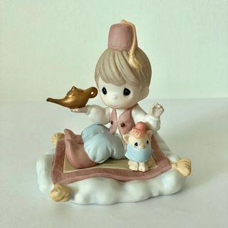 Precious Moments Figurines • Your Wish Is My Command