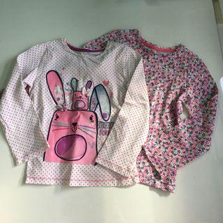 🚚 Preloved Mothercare Pullover Long sleeve shirts 3 years up