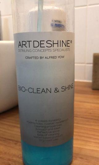 Artdeshine Bio-Clean and Shine