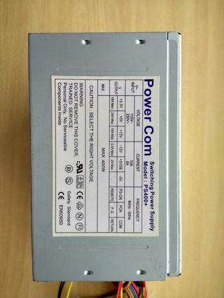 火牛(1):400W power supply 電源