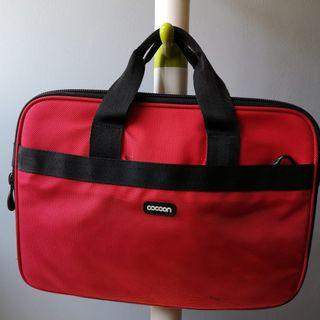 """Cocoon 13"""" Laptop Bag - Red"""