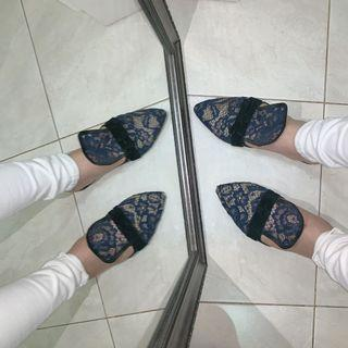 Sepatu / sendal selop