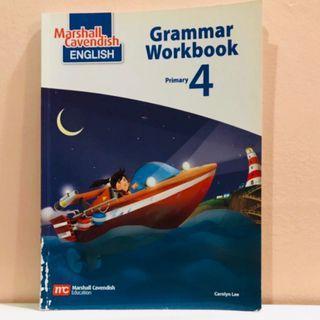 P4 Marshall Cavendish Grammar Workbook