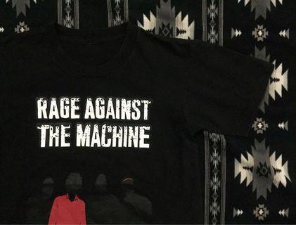 RAGE AGAIN THE MACHINE
