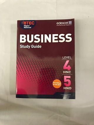 Betc business study guide