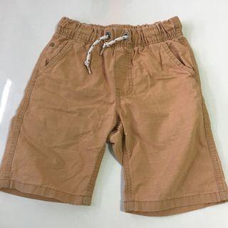 Preloved Next Brown Bermudas shorts 7 years up