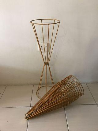 Metal Flower Stand - M size