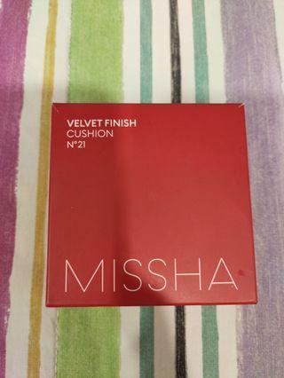 MISSHA VELVET CUSHION NO 21