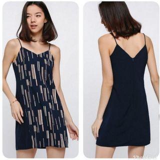 LB Dulcita Printed Dress