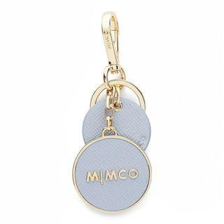 WTS Mimco Sublime Keyring Powder Blue
