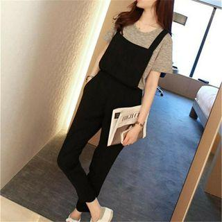 Black Korean Jumpsuit
