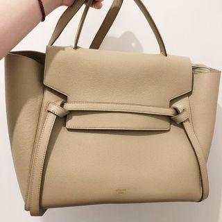 最平價錢‼️可議‼️Celine Belt Bag mini