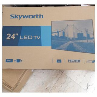 "30%OFF BNEW Skyworth 24"" LED TV HDMI 24W2000 SEALED SRP P7,290"