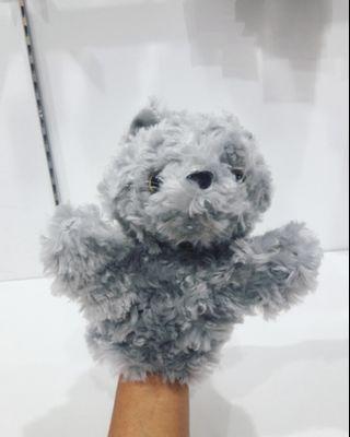 Cat Hand Puppet Soft Plush Toys