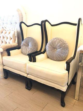Hari Raya great deal ! French armchairsx2