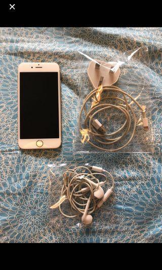 iPhone 6 64GB 金色 Rose Gold
