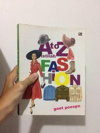 A to Z Fashion - Goet Poespo