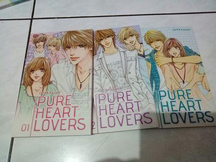 Komik Pure Heart Lovers