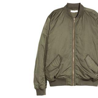 H&M Bomber Jacket Outerwear