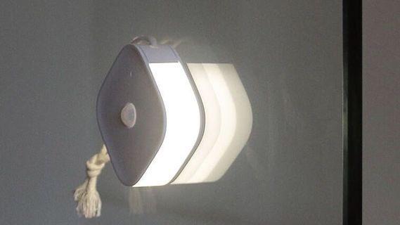 簡約智能燈 人體感應系統 自動開關(HA004)