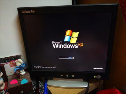 Packard Bell monitor