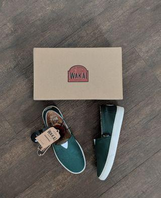 Wakai - HASHIGO - Cordura fabric