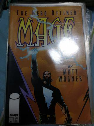 🚚 Image Comics Mage the Hero Defined by Matt Wagner #1-10