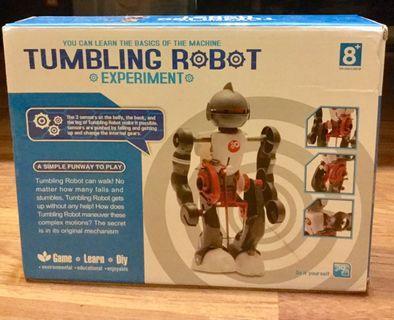 Robot lab making