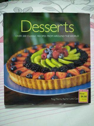 Desserts Recipes Book