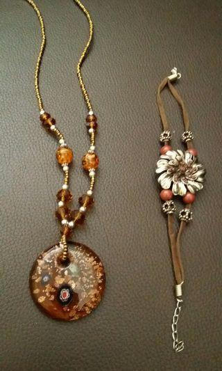 Handmade Chain& bracelet