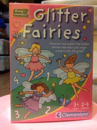 Fairies Board Game