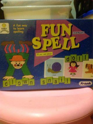 Teach and Learn Spelling for Young Kids