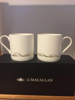 The Macallan Limited Edition mugs
