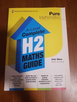 BRAND NEW H2 A Level Maths Guide