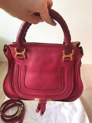 🌹*reduced!* Chloe baby Marcie peony red