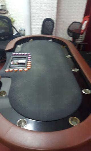 Poker table price can nego