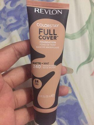 (NEW) Revlon Colorstay Full Cover Foundation