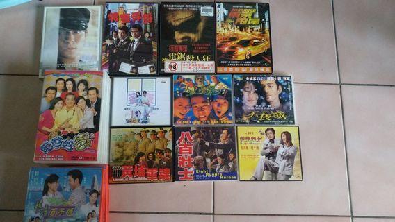 🚚 多款電影VCD/DVD