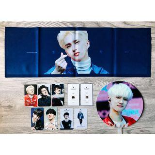 VIXX Ken Fansite Slogan Set