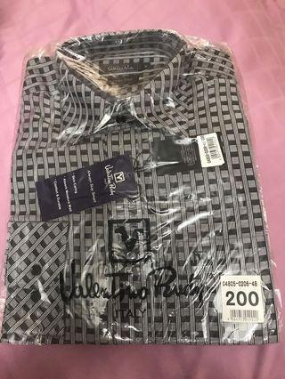 Valentino men's M size shirt