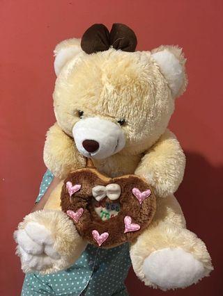 Boneka Teddy Bear (Big)