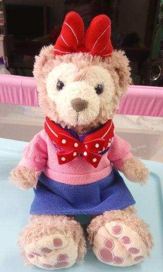 HK Disneyland 香港迪士尼 Duffy 女朋友 ShellieMay 毛公仔