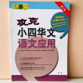 P4 Conquer Chinese Language And Usage