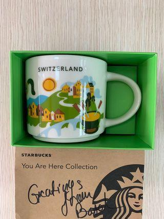 Starbucks Switzerland City Mug 14fl/ 414ml